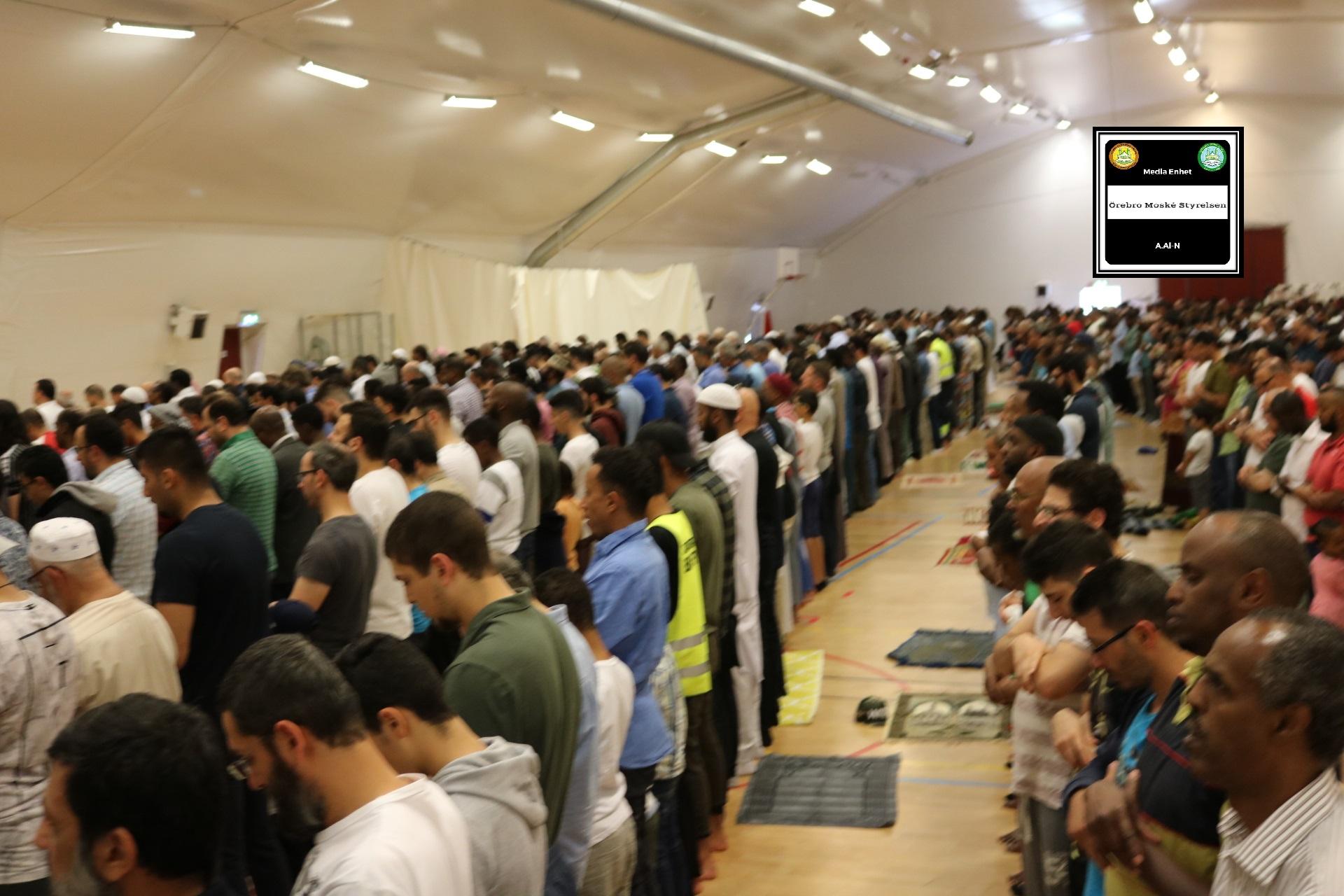 الأحكام الشرعية التي تضبط عملية الطلاق (ضمن خطبة اسباب الطلاق) 19/07/2019 Shikh Abu Husam Hariri *************************** Friday Bön - Friday Prayers صلاة الجمعة *************************** FILMED ON LOCATION *************************** Ballonghallen i Örebro